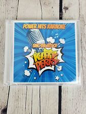 New Power Hits Katy Perry Sing thr Hits CD Sealed