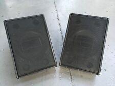 Pair of Martin Audio CX2 Floor/ Stage Monitor Loudspeakers (Flightcased)