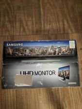 "Samsung UE590 Series 28"" Wide Screen 4K UHD LED Monitor"