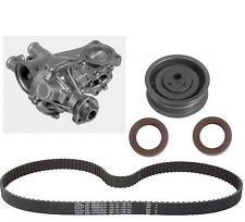 For Audi 4000 Vw Dasher Golf Jetta Diesel Timing Belt Kit Tensioner Water Pump Fits Quantum