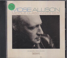 MOSE ALLISON - middle class white boy CD