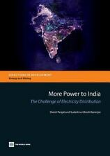 More Power to India: The Challenge of Electricity Distribution (Directions in