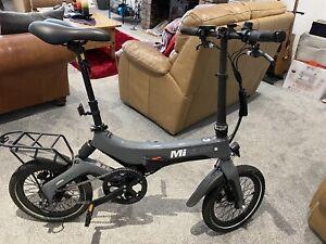"""""""Myrider"""" Folding E-bike"""
