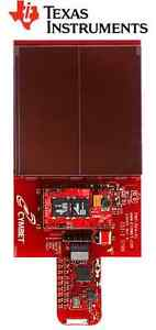 TEXAS INSTRUMENTS - EZ430-RF2500-SEH - MSP430, SOLAR ENERGY HARVESTING, 2.4GHz