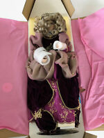 Franklin Mint Heirloom Maryse Nicole - Evangeline Angel of Perfect Harmony Doll
