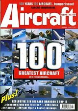 Aircraft Illustrated 2004 January Concorde,Martin Baker,F-35