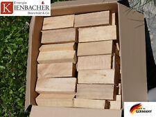 BBQ Buche Wood Chunks 15kg Smoker Holz Räucherholz zum Grillen in TOP Qualität