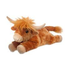 Flopsie - Hamish Highland Cow 12in - New Aurora 12 Flopsies Plush Cuddly Soft