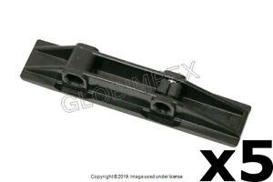 PORSCHE 911 914 930 (1965-1992) Timing Chain Rail (Black) (5) O.E.M. + WARRANTY
