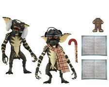 Gremlins – 7� Scale Action Figure – Christmas Carol Winter Scene 2 Pack - Neca