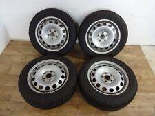 Org Satz VW Caddy Winterkompletträder 2K3601027 6x16 ET30 LK5x112 205 55 R16