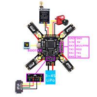F4 Flight Control F4 PDB STM32 Integrated OSD 5V BEC Flight Controller