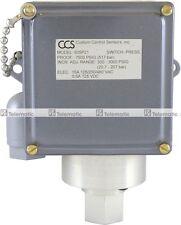 CCS 605P31 Non-Hazardous Areas Adjustable Pressure Switch Piston Sensor