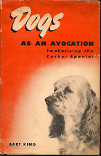 Cocker Spaniel, Dogs as an Avocation, 1947, breed book
