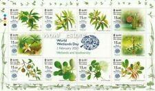Sri Lanka Stamp WORLD WETLANDS DAY - 2020 SHEETLET MNH