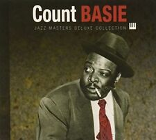 COUNT BASIE - JAZZ MASTERS DELUXE COLLECTION NEW CD