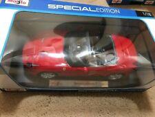 Maisto Special Edition 1/18 Diecast Car Ferrari California T Red 31800