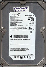DISCO DURO SEAGATE APPLE BARRACUDA 250 GB 3,5  hard disk 250GB