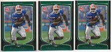 PERCY HARVIN LOT OF (3) 2009 BOWMAN DRAFT #147 RC ROOKIE MINT  C1