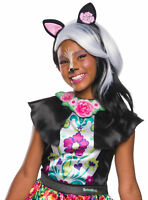 Sage Skunk Child Wig with Ears Costume Accessory NEW Enchantimals