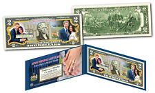 PRINCE HARRY & MEGHAN MARKLE Royal Wedding May 19th 2018 Official $2 U.S. Bill