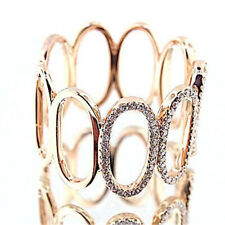Ct Engagement Diamond Eternity Band Size 6 Round Women Solid 14k Rose Gold 0.50
