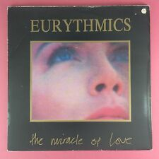 Eurythmics - The Miracle Of Love / When Tomorrow Comes - Live - RCA DA-9 Ex
