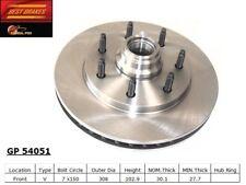 Disc Brake Rotor fits 1997-2001 Ford F-150 F-250 F-250 Super Duty  BEST BRAKES U