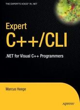 Expert Visual C++/CLI: .NET for Visual C++ Programmers (Expert's Voice in .NET),