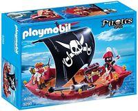 Playmobil Pirates Ship Skull and Bones 5298 Corsair FREE P&P
