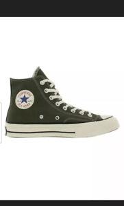 NIB $85 Converse Chuck 70 Hi Herbal/Black/Egret 159771C US Mens 11