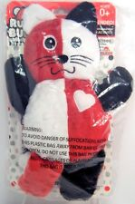 Rumple Buddies Kitty Rumples Newborn Development Toy Ages 0+ Stimulates Senses