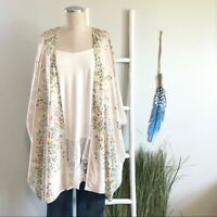 Matilda Jane | Family Time Floral Print Kimono, Multi-Color, Size M/L