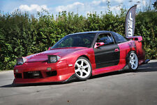1992 Nissan 180SX With Silvia Rear Conversion - Competition Car - Heavily Modded