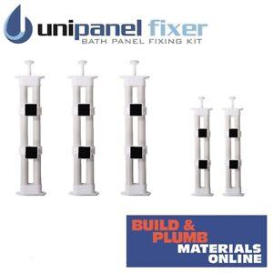 Unipanel Fixer The Ultimate Bath Panel Fixing Kit