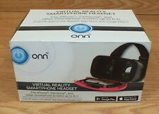 Genuine Onn Pink & Black Virtual Reality Smartphone Headset **NOS**