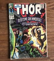 The Mighty Thor #136 (Jan 1967, Marvel)