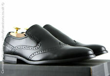 Goor Brogues Synthetic Leather Formal Shoes for Men