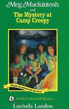 MEG MACKINTOSH THE MYSTERY AT CAMP CR: A Solve-It-Yourself Mystery (Meg Mackinto