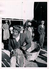 CANDIE c. 1935 - Vieux Marchand Crète Grèce - P192