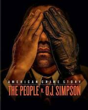 THE PEOPLE VS. O.J. SIMPSON - AMERICAN CRIME STORY (BLU-RAY, 2016) NEW