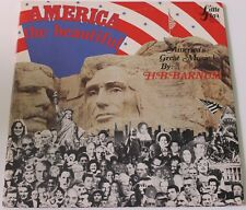 H.B. BARNUM - America The Beautiful [Vinyl LP, 1976] USA Import LSLP 1005 *EXC*
