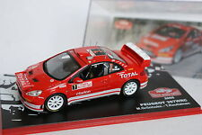 Ixo Presse Rallye Monte Carlo 1/43 - Peugeot 307 WRC 2005