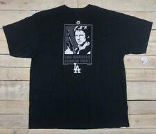 "L.A. Dodgers Majestic STAR WARS ""LOS ANGELES SCORED FIRST"" T-Shirt Size 2XL 2015"