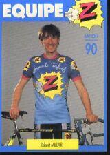 ROBERT MILLAR Cyclisme Cycling Cycliste Z PEUGEOT 90