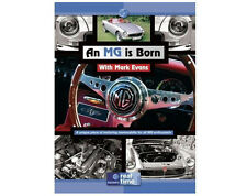 AN MG IS BORN DVD - The Restoration of a 1973 MGB Roadster by Duke - SAVE 55%