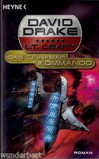 "David Drake - "" LT. LEARY - Bd. 2 - Das Cinnabar KOMMANDO "" (2007) - tb"