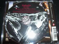 Rihanna Feat Jay Z - Umbrella Rare Australian Picture Disc CD Single