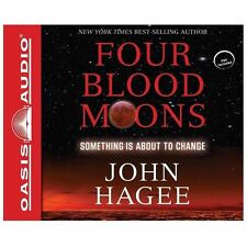 Four Blood Moons: Something Is About to Change, Hagee, John, Excellent Book