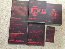 1973 FORD TRUCK BRONCO F SERIES ECONOLINE 100 150 250 Service Repair Shop Manual